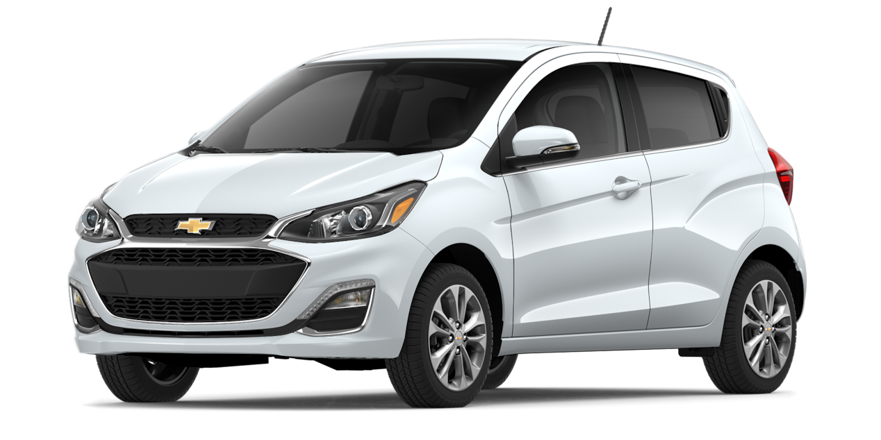 Chevrolet Spark 2019, ahorrador de gasolina, color blanco