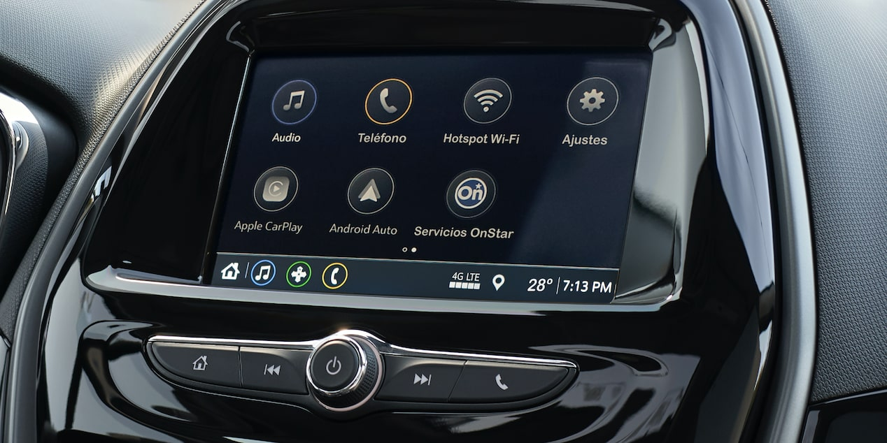 Spark 2019, ahorrador de gasolina, incluye Smartphone Integration con Android Auto o Apple CarPlay